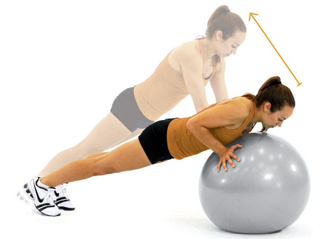 stability-ball-push-up
