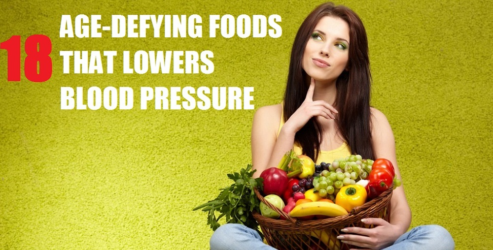 age defyings foods that lowers blood pressure