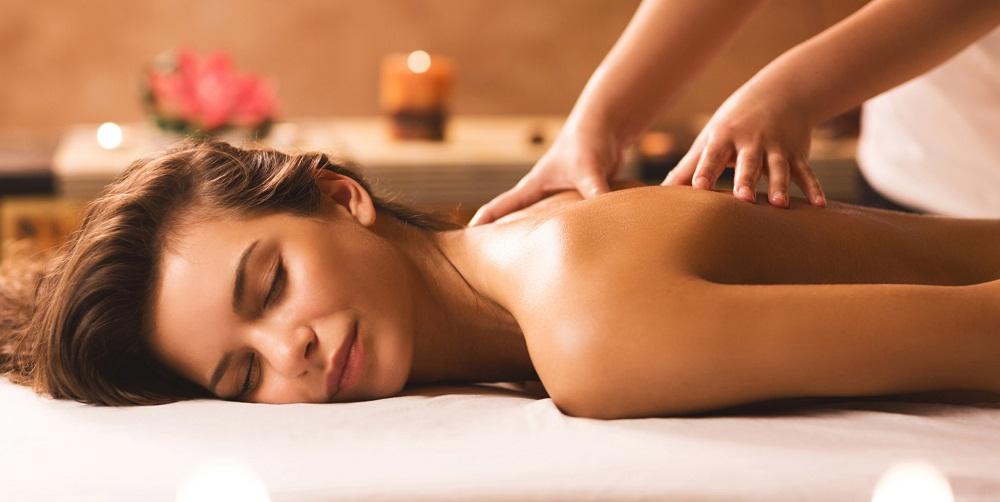 Get a full body massage