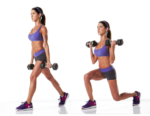 Lunge-with-Curl-and-Press