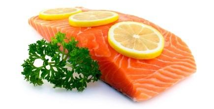 salmon for beautiful skin