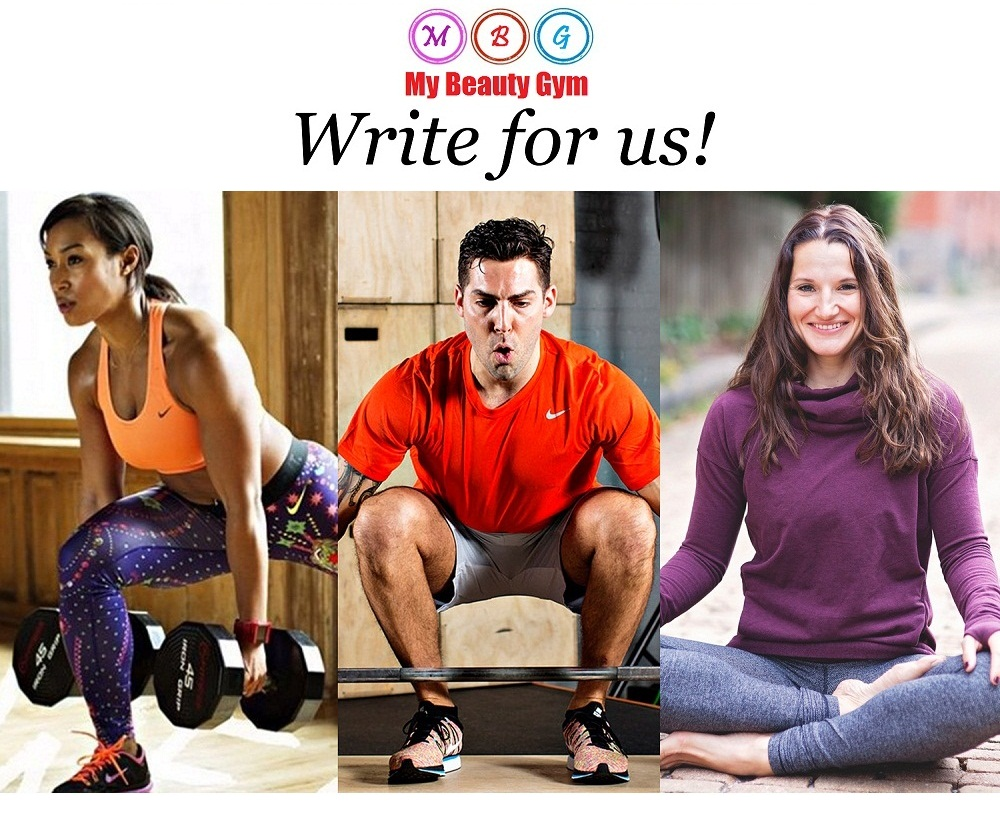 Write for Us - Mybeautygym