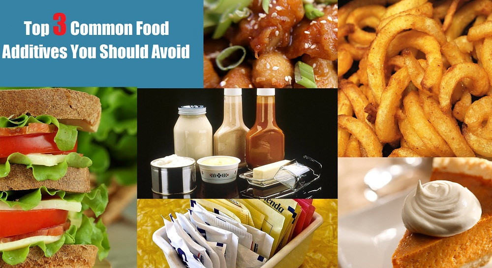 common food additives you should avoid