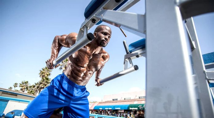 top 5 chest workouts for men
