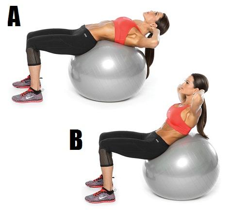 stability-ball-abdominal-curl