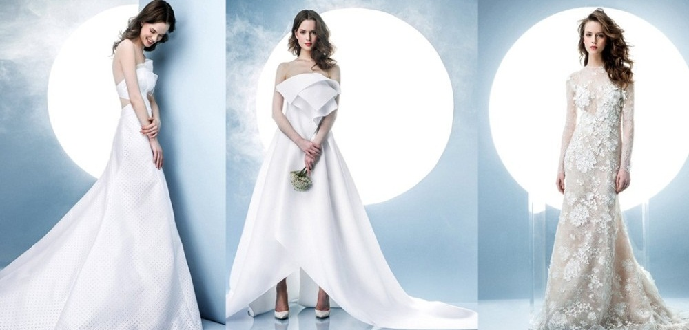 How to choose a wedding dress that flatters you my for Wedding dresses for apple shaped body