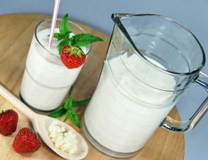 health benefits of yogurt and kefir