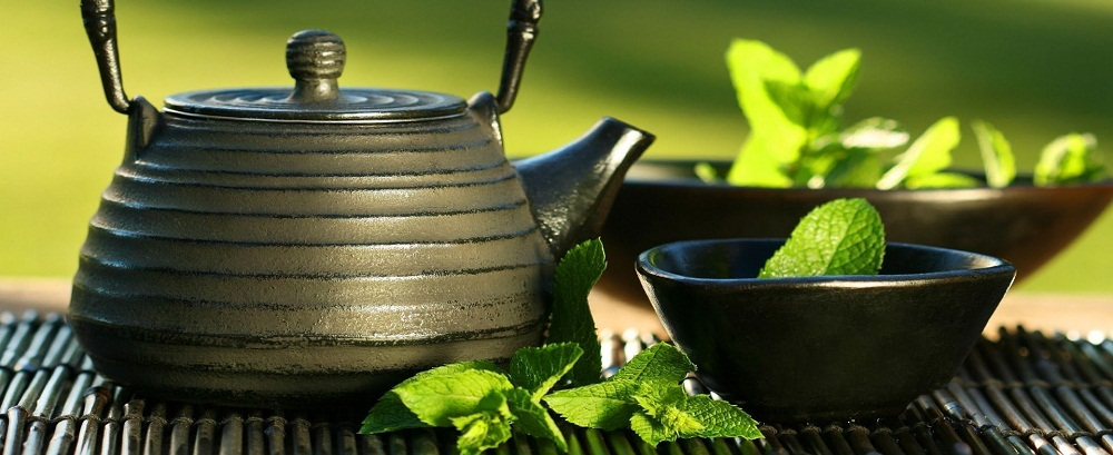 Green Tea to detox the body