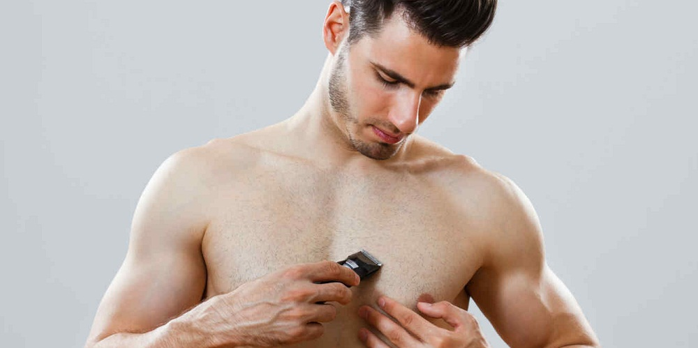Healthy Side of Manscaping