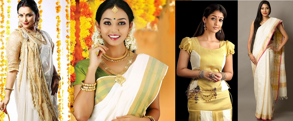 Indian Ethnic Wears Tips For Women Celebrating Onam