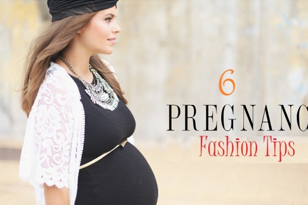 Pregnancy fashion tips in style