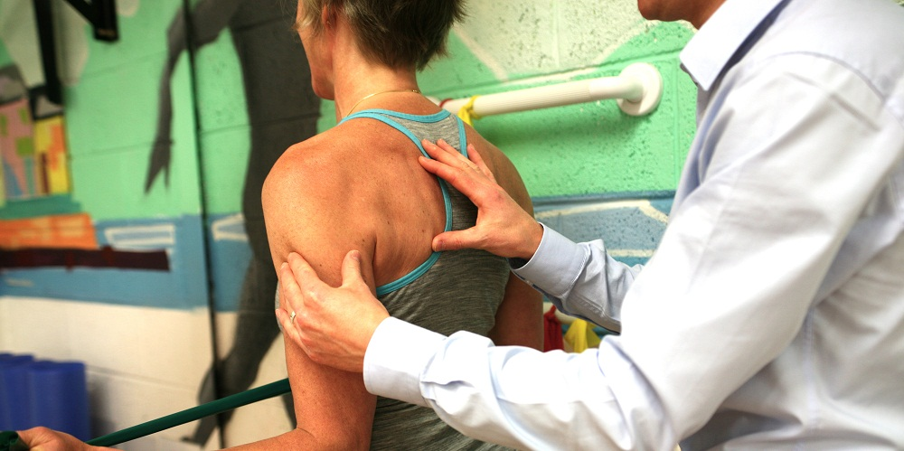 Shoulder Injury Exercises to Strengthen the Rotator Cuff