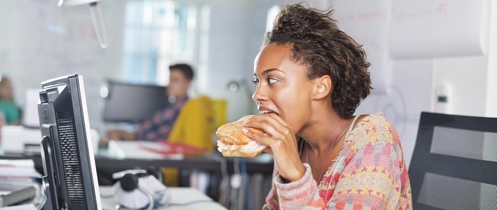 Working Woman's Diet Traps