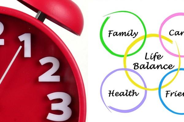 study life balance