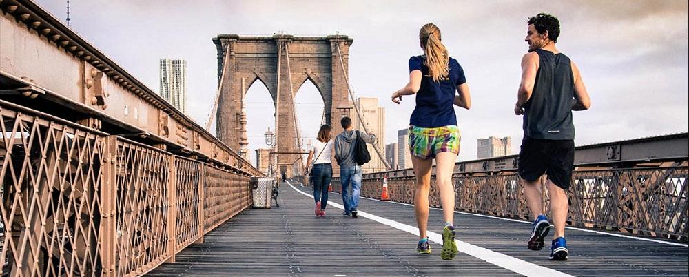 Nothing beats jogging
