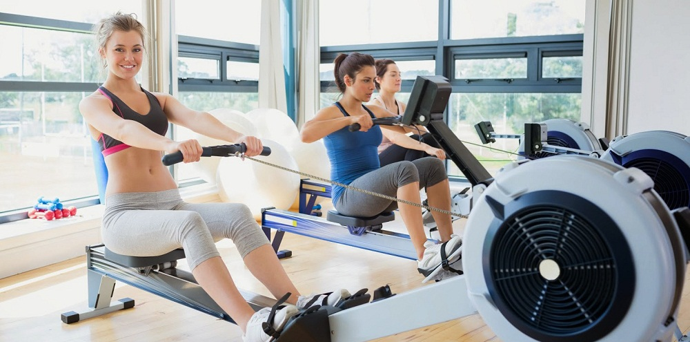 Rowing Machines for home workouts