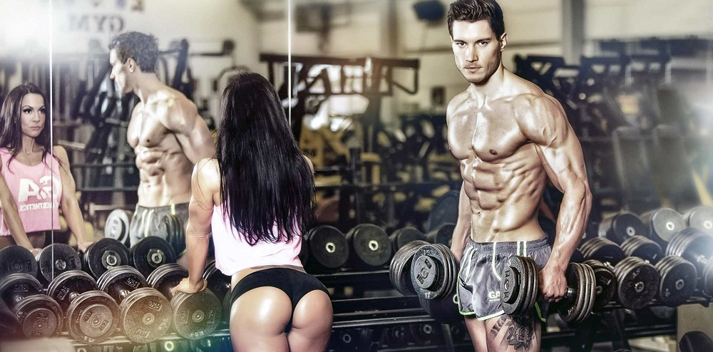 Workouts for Couples - 8 Workout Ideas for Couples Who Sweat Together