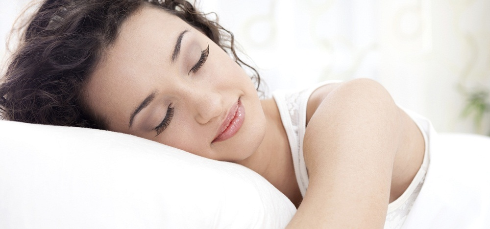 sleep well for beautiful skin