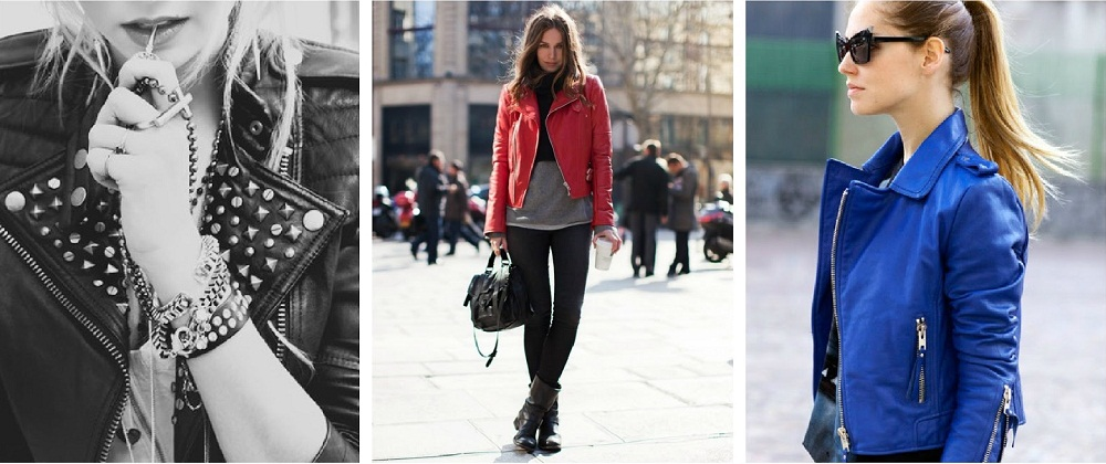 Leather Blazers for women