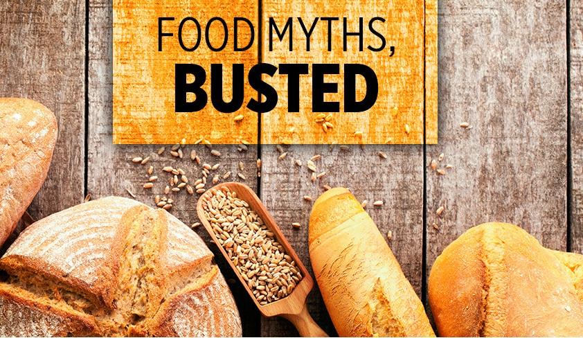 9 Food Myths Every Parent Should Know