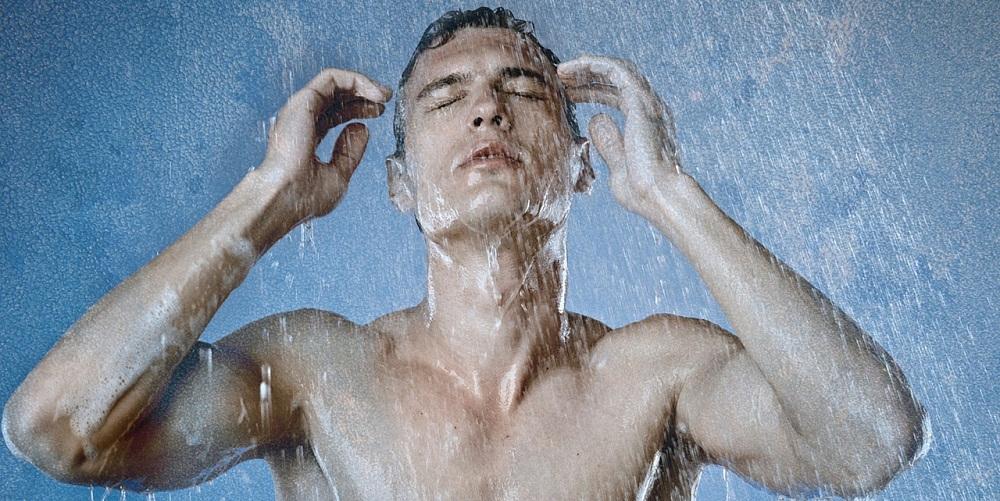 Cold shower Makes You More Alert