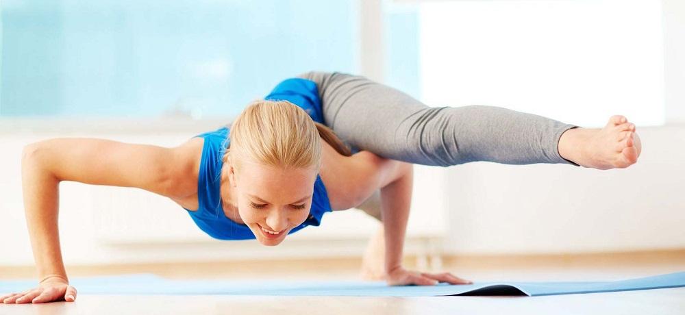 Do yoga morning detox ritual