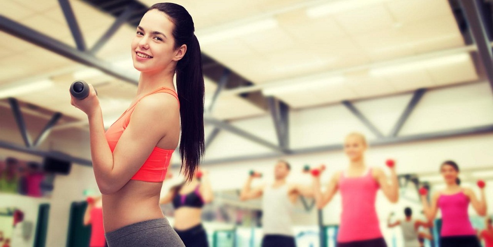 Eat a Healthier Diet and Exercise