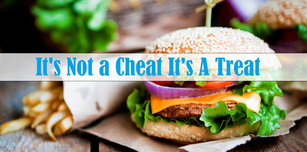 It's not a cheat its a treat