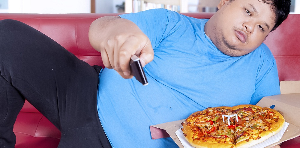 Never Eat while Watching TV