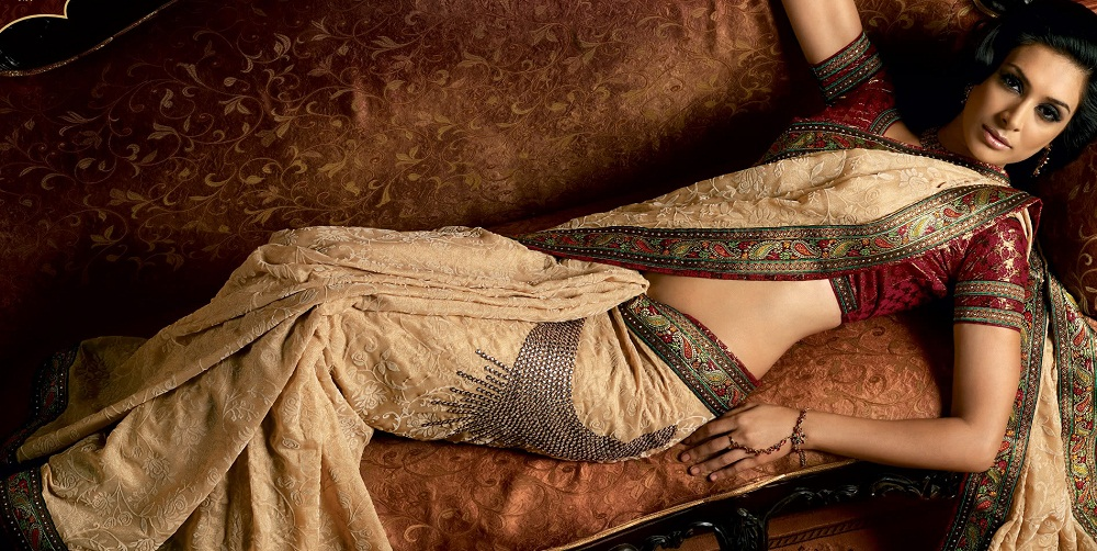 Sarees for Romantic Dinners