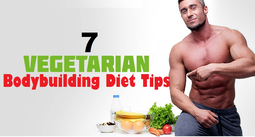 Vegetarian bodybuilding diet