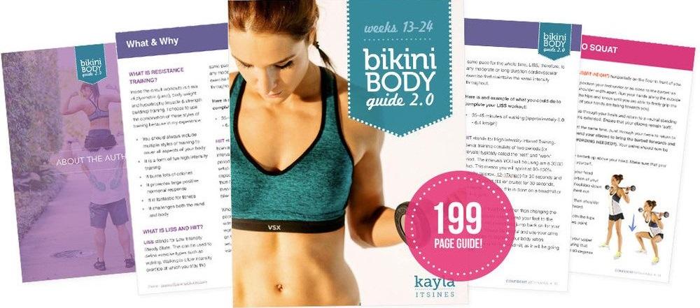 Kayla itsines bbg workout program my beauty gym bbg workout program fandeluxe Image collections