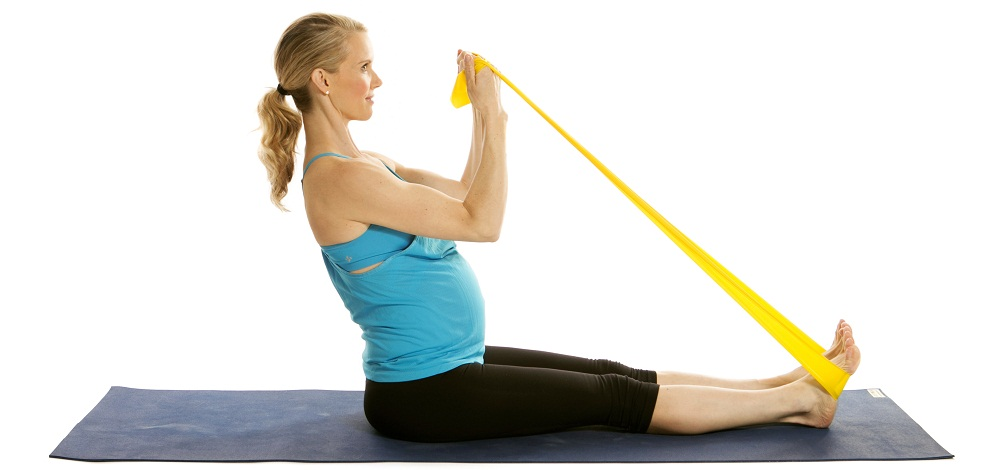 7 Pregnancy Pilates Exercises That Hold The Key To Easing ...