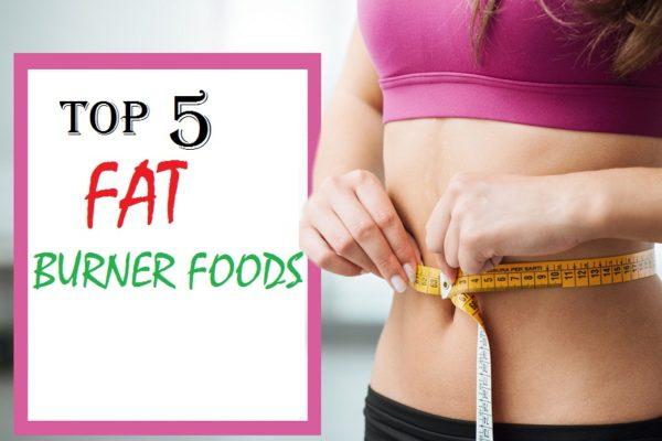five-fat-burner-foods