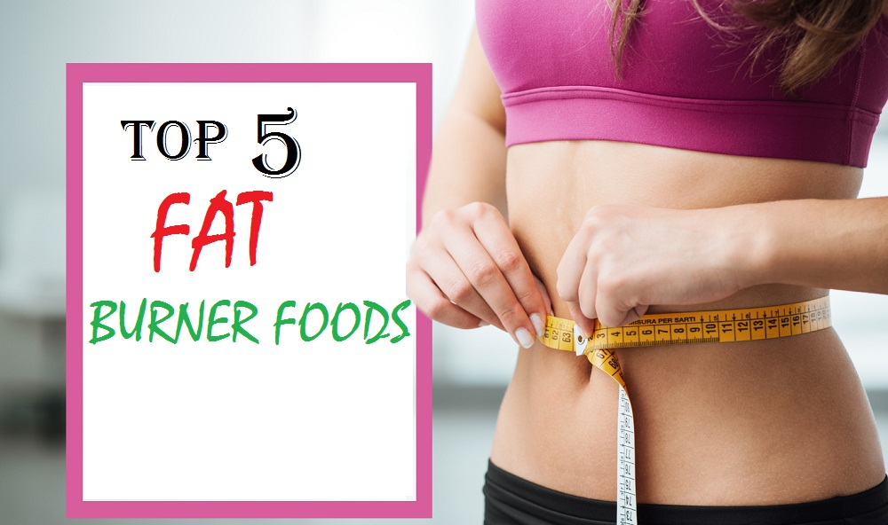 five-fat-burner-foods