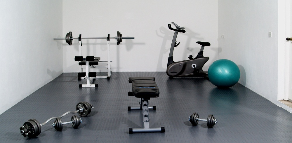 Setting up a home gym best setup ideas