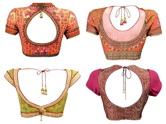Choosing A Correct Style Of Blouse