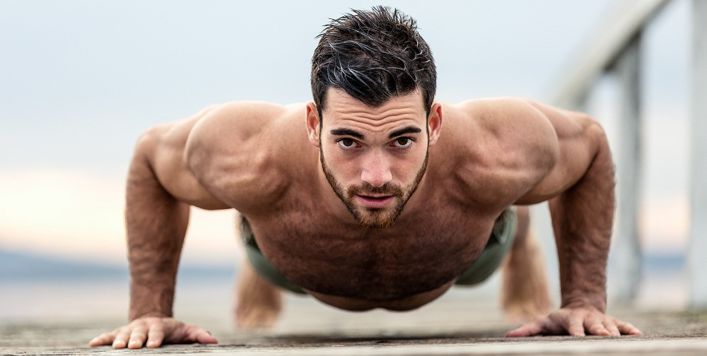 Correct Way To Do Push Ups To Get A Broader Chest