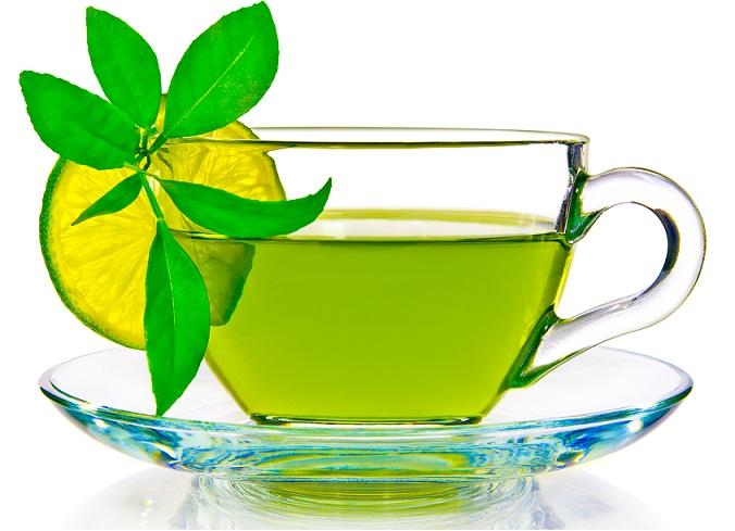Green-Tea-for-glowing-skin