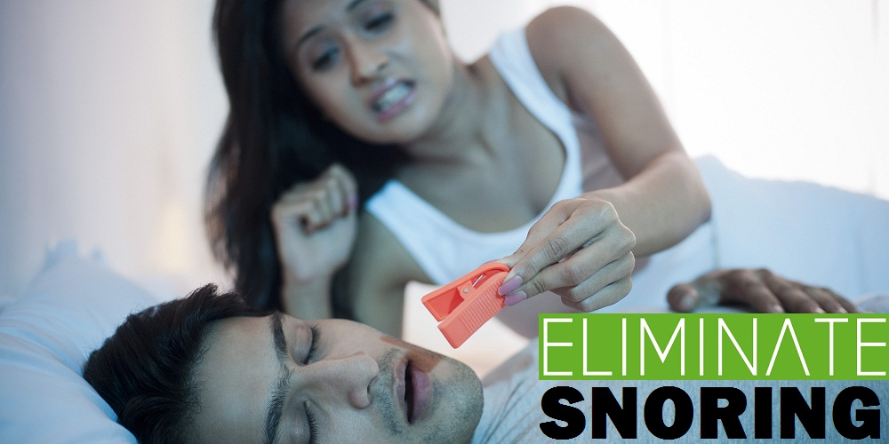 Natural remedies to stop snoring