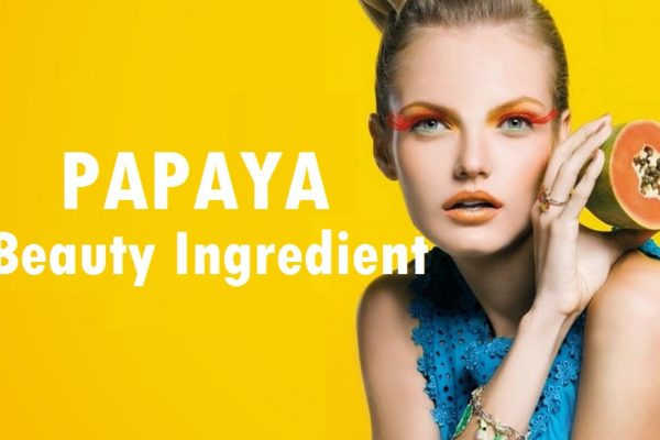 Papaya Commonly Used as Beauty Product Ingredient