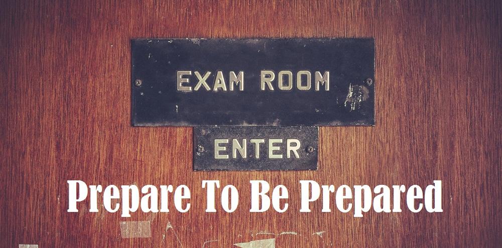Prepare-To-Be-Prepared