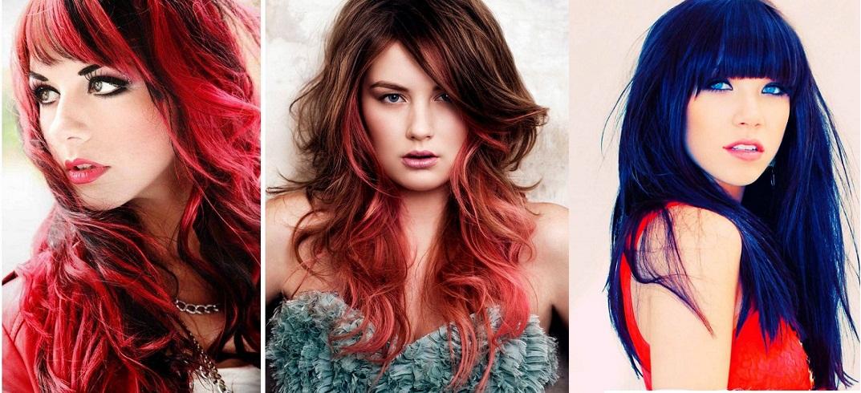 Trending hair color styles