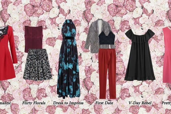 Dresses You Should Wear This Valentine's Day