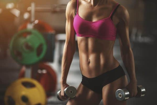 Gym routine for weight loss