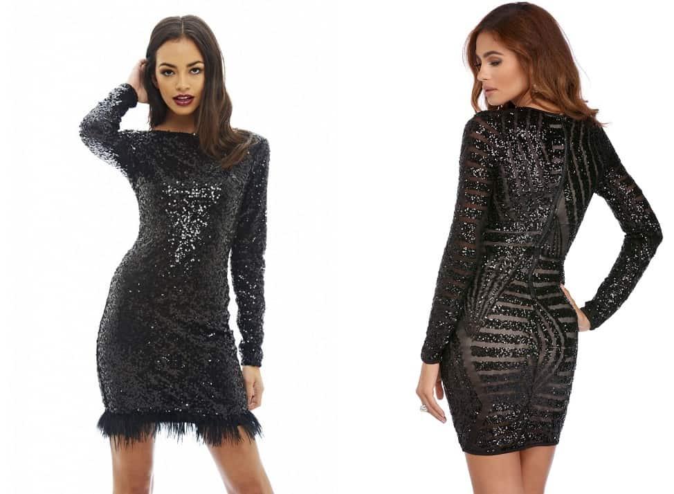 Sequein Dress