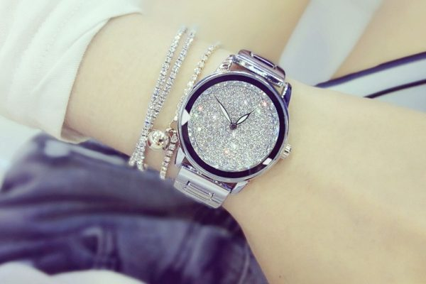 Custom Diamond Watches