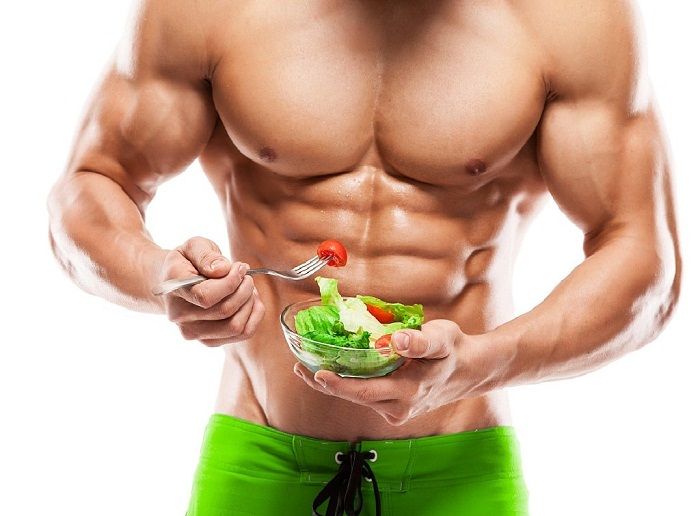 Eat More and More Vegetables and Lean Meats