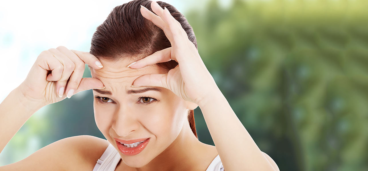 How To Get Rid Of Deep Forehead Wrinkles Naturally