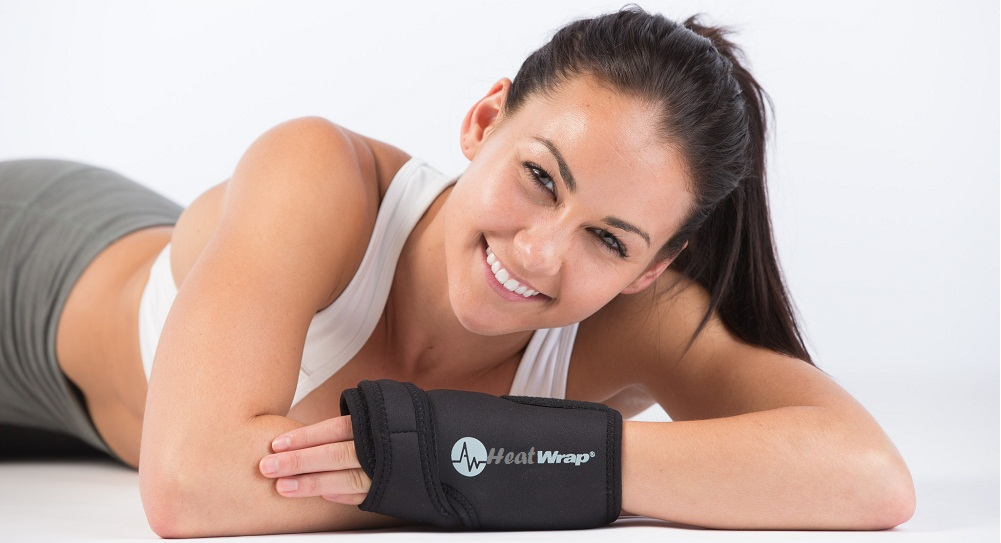 Heat and Ice Packs for gym injuries